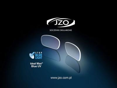 Линза IZO Ideal Max Blue UV защита фото