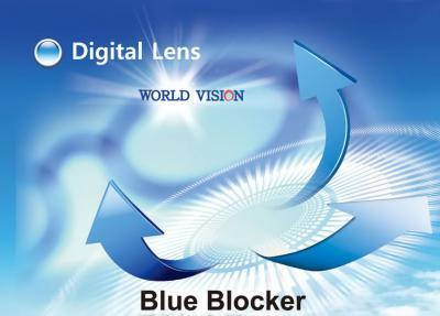 Линза World Vision Blue Blocker фото